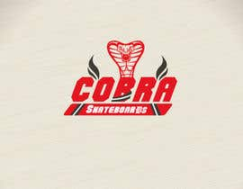 #10 for Design a Logo for Cobra Skateboards af codigoccafe