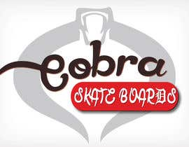 #17 for Design a Logo for Cobra Skateboards af tgugliel