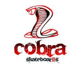 knon25 tarafından Design a Logo for Cobra Skateboards için no 14