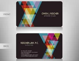 nº 32 pour Design some Business Cards for a professional-services company par sergiovc