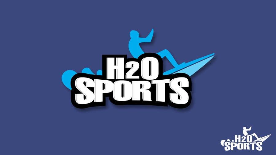 Proposition n°20 du concours Disegnare un Logo for H2O sports