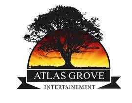 nº 22 pour Design a Logo for Atlas Grove par yassminbel