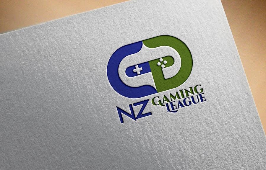 Konkurrenceindlæg #                                        26                                      for                                         Design a Logo for NZ Gaming League