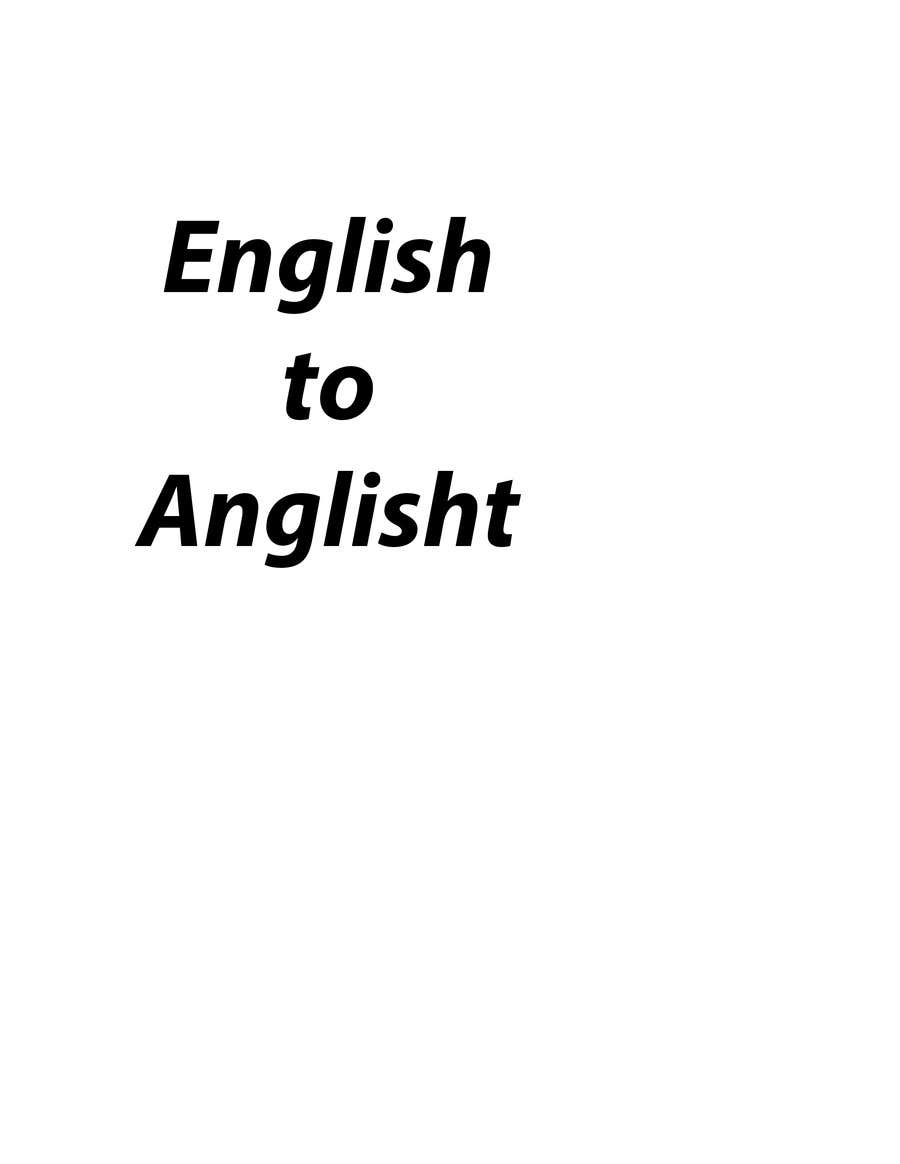 Contest Entry 4 For Translate Something From English To Albanian