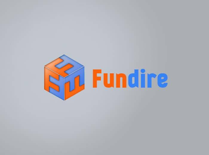 #136 for Design a Logo for Fundire.com by paperhead