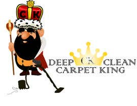 #8 cho Design a Logo for the Carpet King bởi nishantjain21