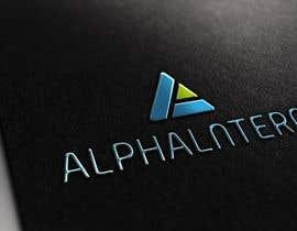 #28 untuk Design a Logo for AlphaIntern oleh kamilasztobryn