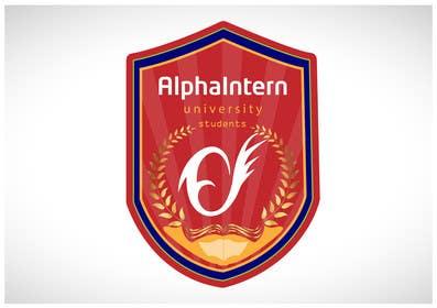 #10 untuk Design a Logo for AlphaIntern oleh malg321