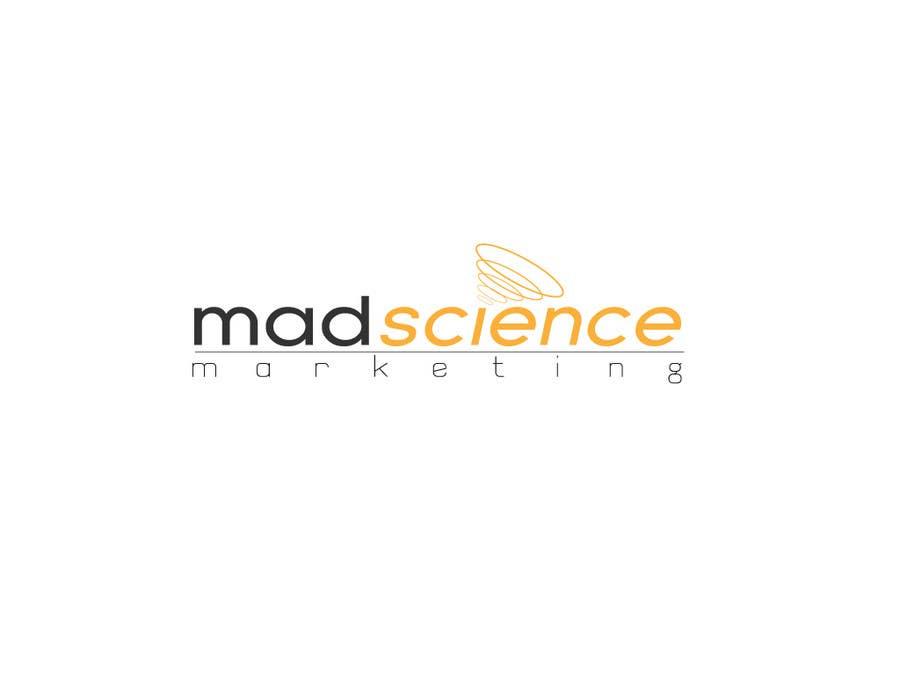 Конкурсная заявка №618 для Logo Design for Mad Science Marketing