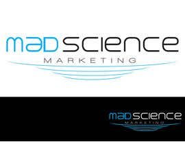 #648 dla Logo Design for Mad Science Marketing przez rgallianos