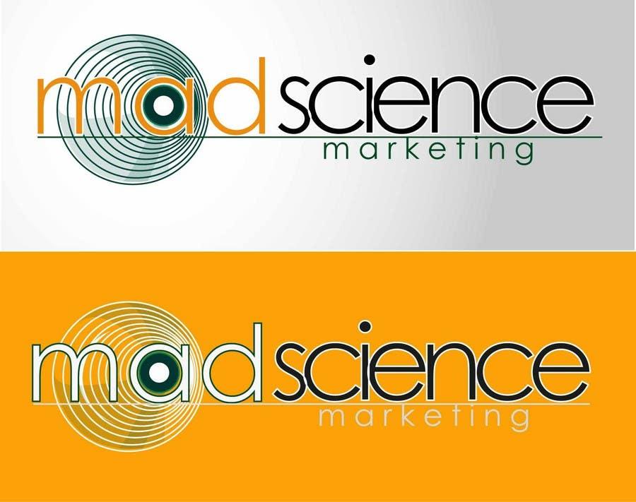 Конкурсная заявка №652 для Logo Design for Mad Science Marketing