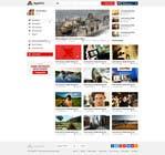 Proposition n° 50 du concours Graphic Design pour Design a Website Mockup for Wayspots.com