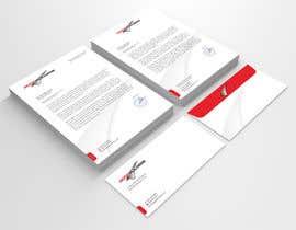 Nro 36 kilpailuun Design me a Letter Head! käyttäjältä smshahinhossen