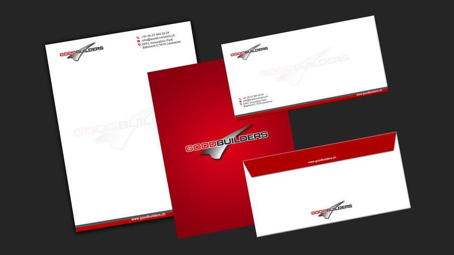 Kilpailutyö #41 kilpailussa Design me a Letter Head!