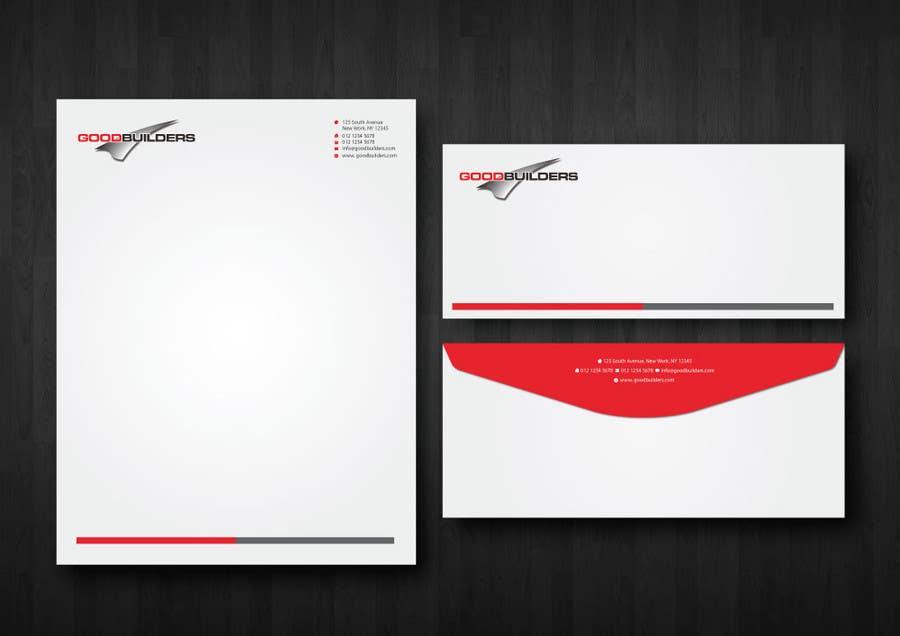 Kilpailutyö #43 kilpailussa Design me a Letter Head!