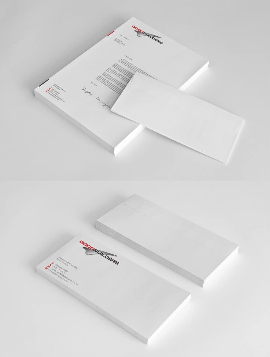 Kilpailutyö #35 kilpailussa Design me a Letter Head!
