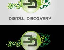 #57 untuk Design a logo for my new company Digital Discovery oleh flowkai