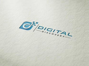 #25 for Design a logo for my new company Digital Discovery af mohammedkh5