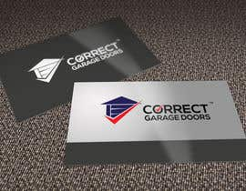 nº 9 pour Design a Logo for Garage door company par sikoru