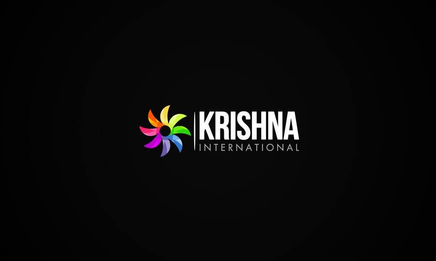 Konkurrenceindlæg #49 for Design a Logo for Krishna International