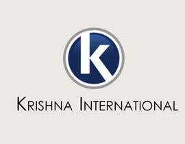#68 para Design a Logo for Krishna International por kushithgaveesha