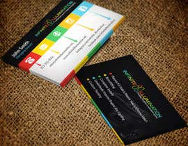 nº 57 pour Design some Business Cards for a new start up company par mdreyad