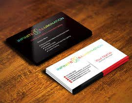 #34 для Design some Business Cards for a new start up company від IllusionG