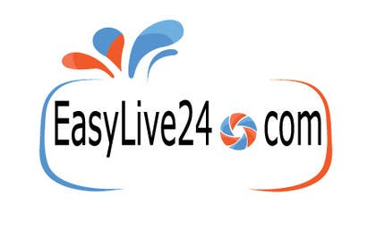 #90 for Design a Logo for EasyLive24.com by risonsm