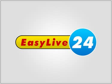 #96 for Design a Logo for EasyLive24.com by yaseenamin