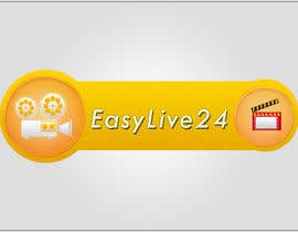 #102 for Design a Logo for EasyLive24.com af yaseenamin