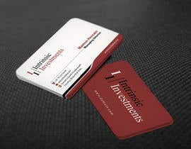 #34 untuk Design some Business Cards for Intrinsic Investments oleh mamun313