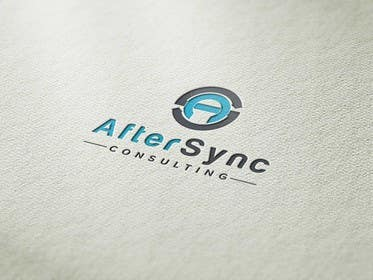 #35 cho Design a Logo for AfterSync Consulting bởi mohammedkh5