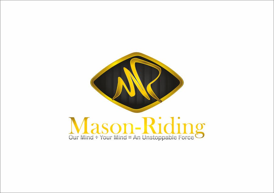 Konkurrenceindlæg #                                        27                                      for                                         Design a Logo for Mason-Riding