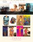Design a Website Mockup for Lumé Swimwear için Graphic Design3 No.lu Yarışma Girdisi