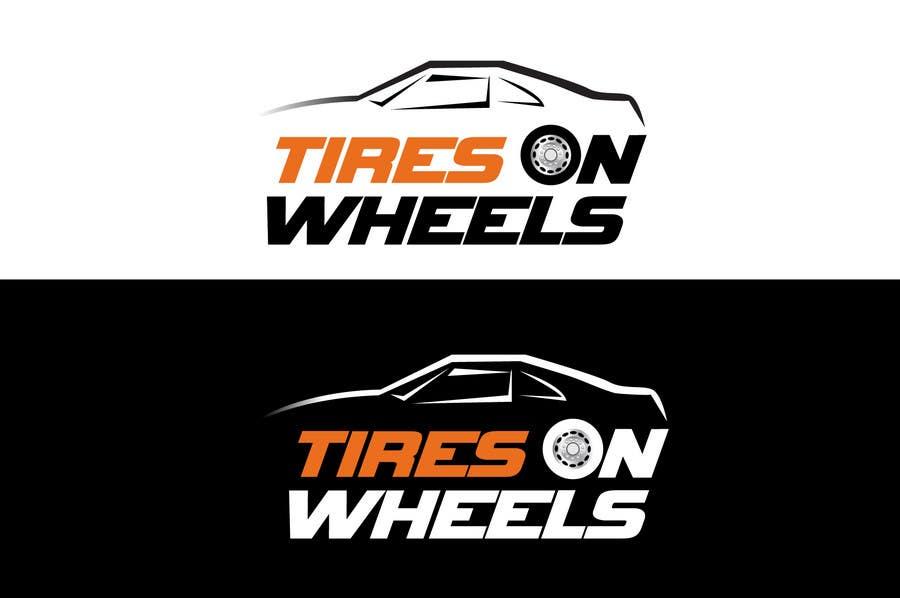 Participación en el concurso Nro.76 para Logo Design for Tires On Wheels