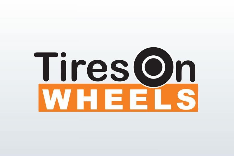 Penyertaan Peraduan #154 untuk Logo Design for Tires On Wheels