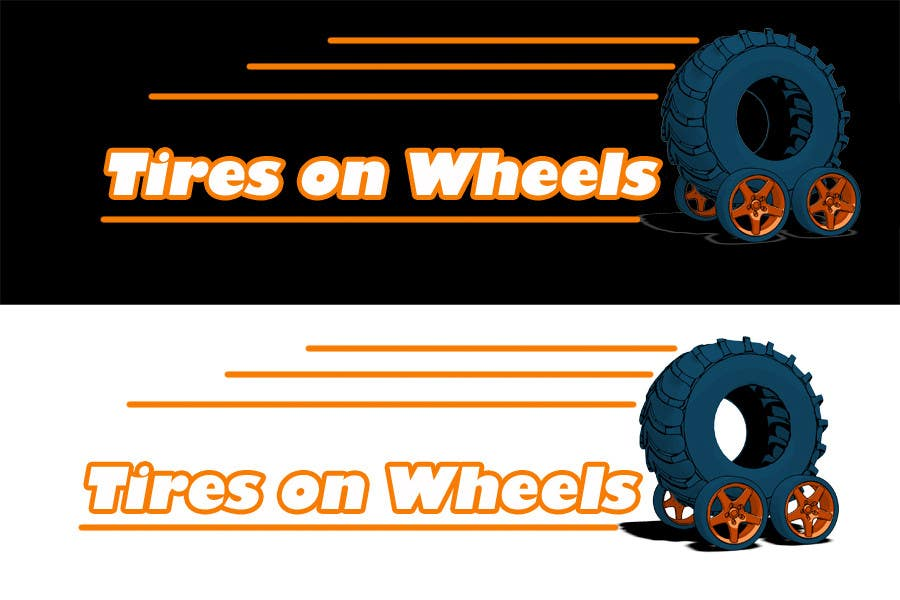 Participación en el concurso Nro.146 para Logo Design for Tires On Wheels