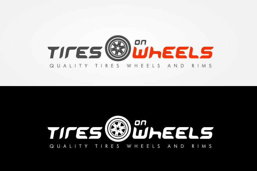 Entri Kontes #44 untukLogo Design for Tires On Wheels