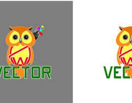 nº 38 pour Design a Logo for VectorOwl.com par mygarden2611