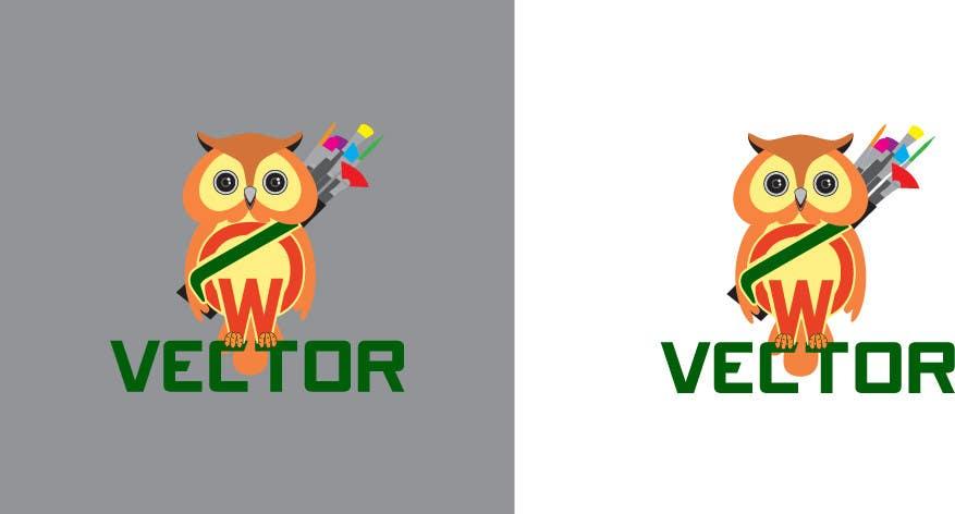 Konkurrenceindlæg #65 for Design a Logo for VectorOwl.com