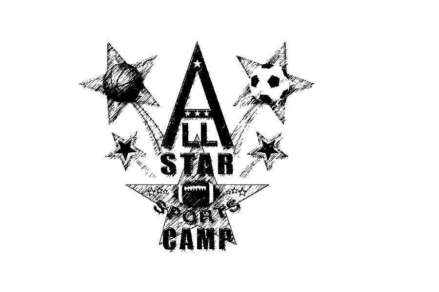Inscrição nº                                         12                                      do Concurso para                                         Design a Logo for All-Star Sports Camp ver. 2
