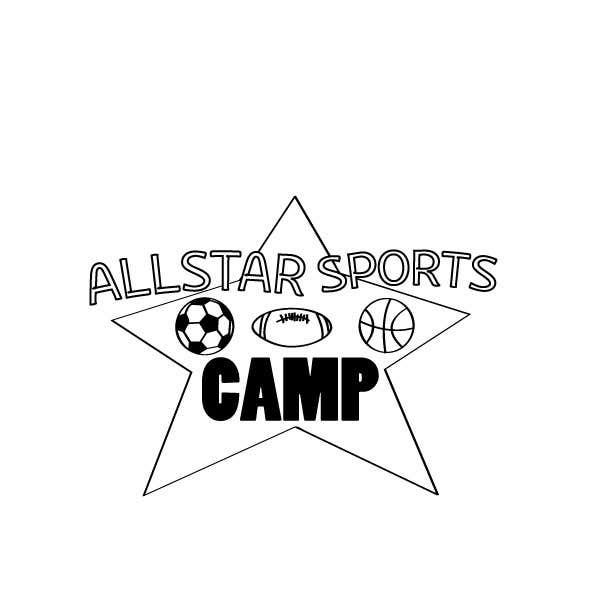 Inscrição nº                                         2                                      do Concurso para                                         Design a Logo for All-Star Sports Camp ver. 2