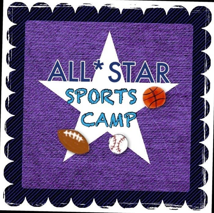 Inscrição nº                                         15                                      do Concurso para                                         Design a Logo for All-Star Sports Camp ver. 2