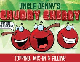 #35 for Chubby Cherry label re-design af allreagray