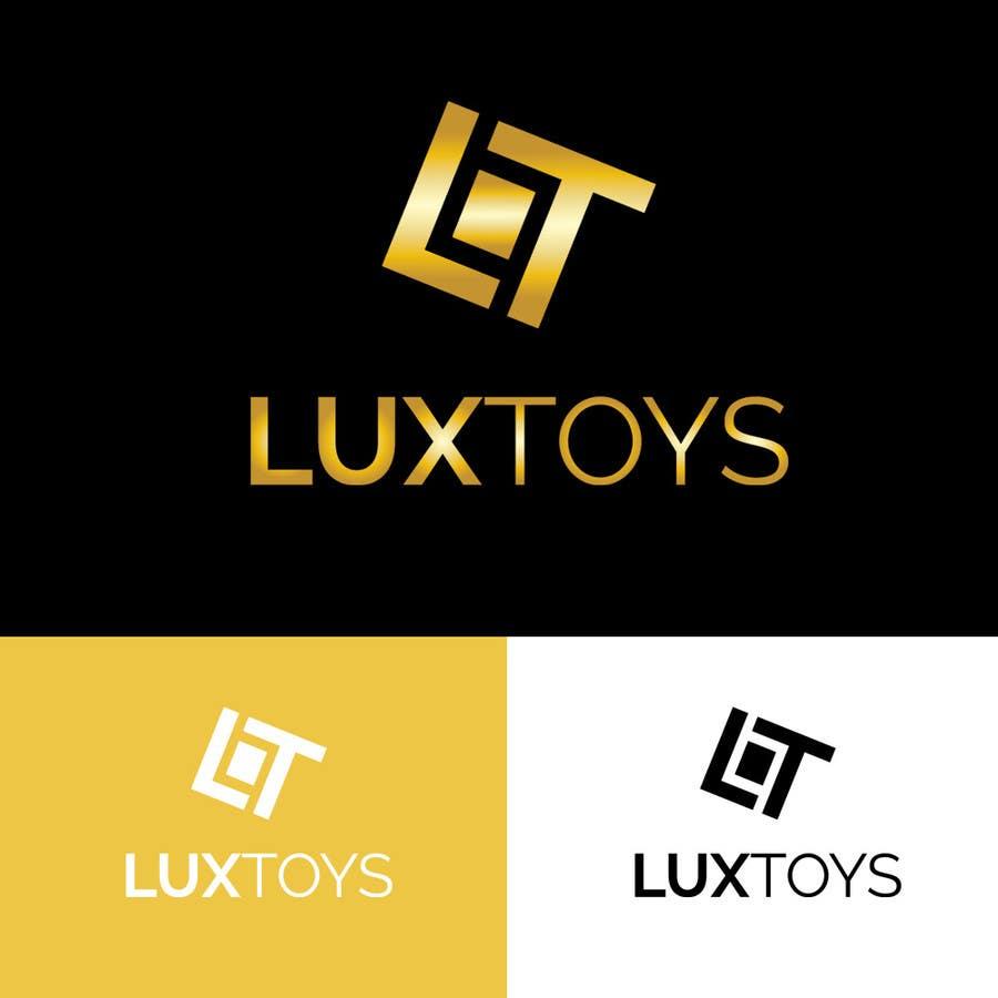Konkurrenceindlæg #28 for Design a Logo for Lux Toys