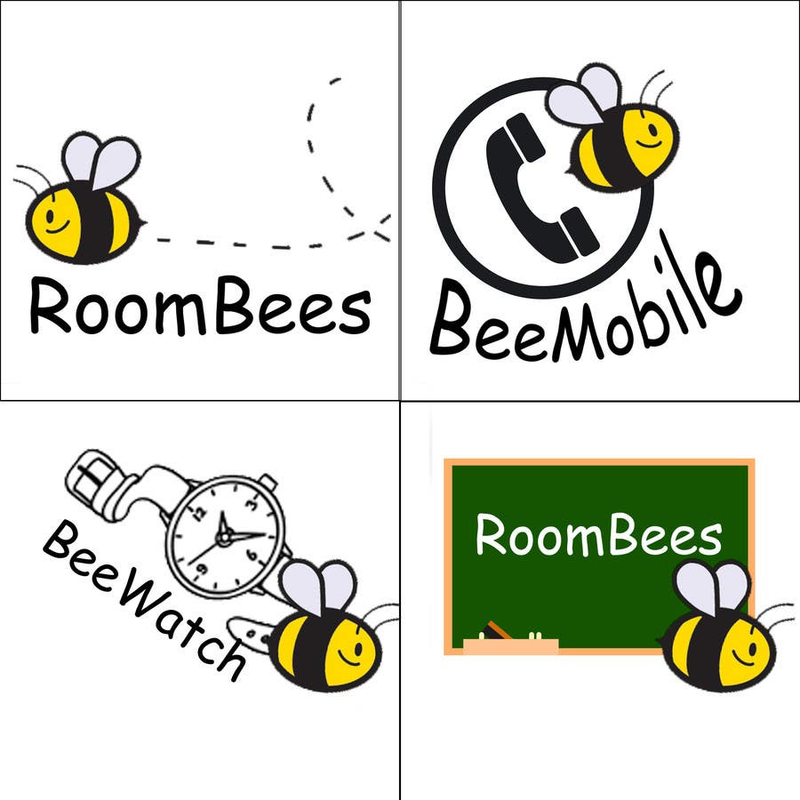 Contest Entry #                                        4                                      for                                         Branding for Roombees Limited