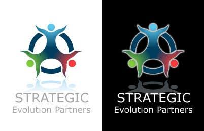 Kilpailutyö #89 kilpailussa Logo Design for Strategic Evolution Partners