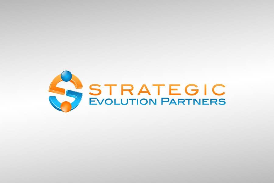 Kilpailutyö #75 kilpailussa Logo Design for Strategic Evolution Partners
