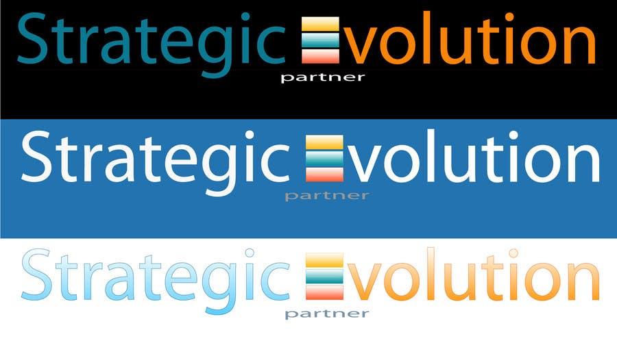 Конкурсная заявка №227 для Logo Design for Strategic Evolution Partners