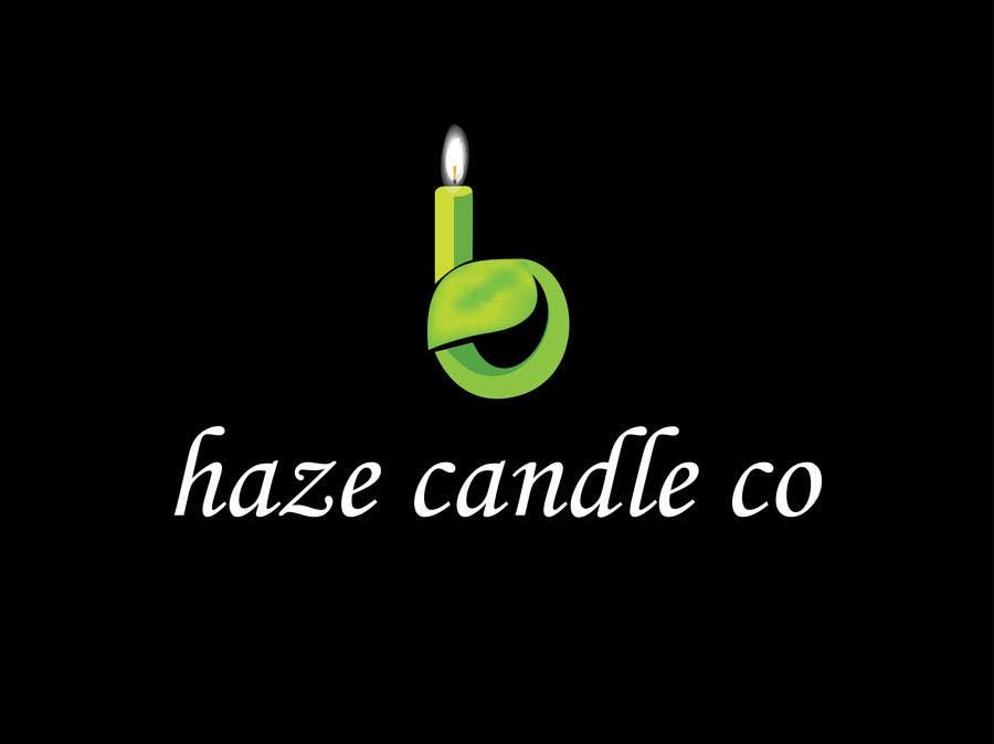 Konkurrenceindlæg #                                        18                                      for                                         Design a Logo for Haze Candle Co.